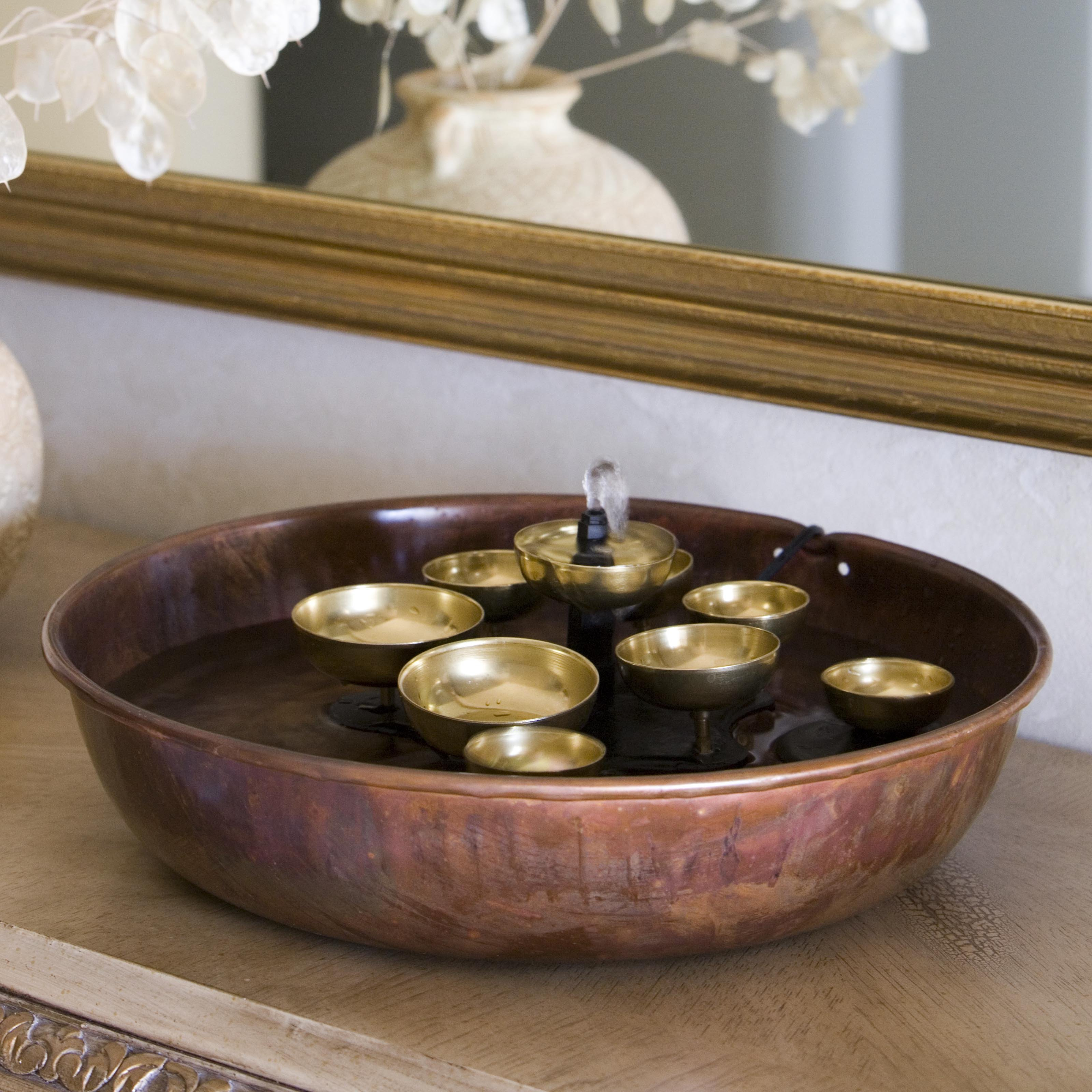 Tabletop Water Fountains The Perfect Complement To Any